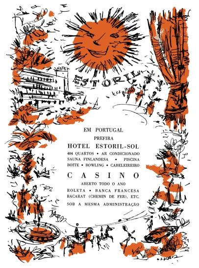 Publicidade, Portugal País de Turismo, Anuário, 1966-1967