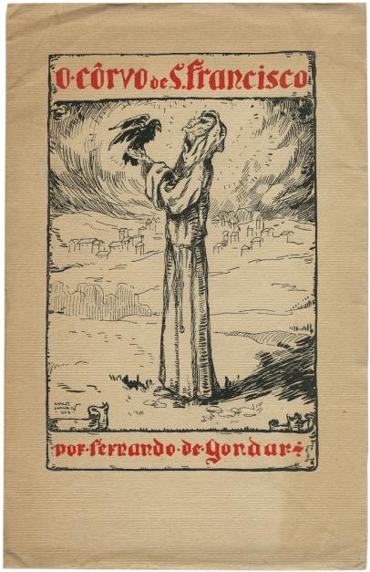 Carlos Carneiro o corvo de s. francisco 1927