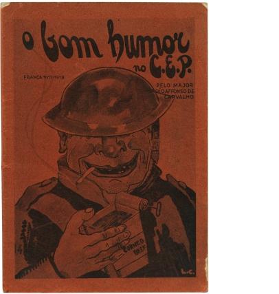 Leal da Câmara o bom humor no cep 1944