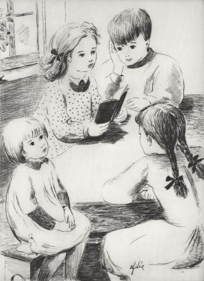 A Literatura da Infância, Adolfo Simões Müller, Panorama n.º 22, Natal 1944