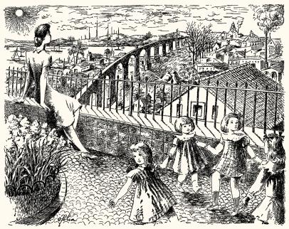 Lisboa, meu cais-saudade, Maria da Graça Azambuja, Panorama n.º 32 e 33, 1947
