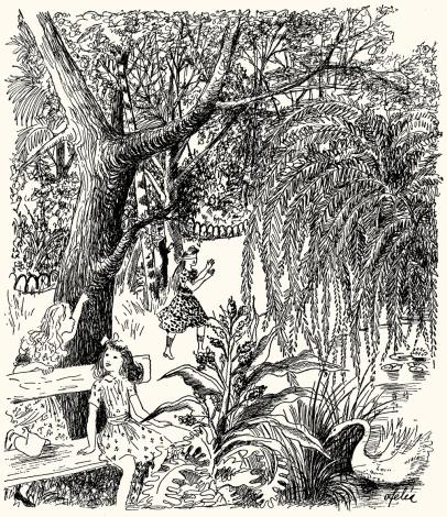 Balada do jardim diferente, Panorama 35, 1948 / Infância de que Nasci, 1957