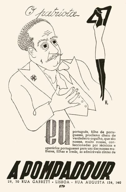 A Pompadour Ver e Crer n.º 38 junho 1948 Maria Keil