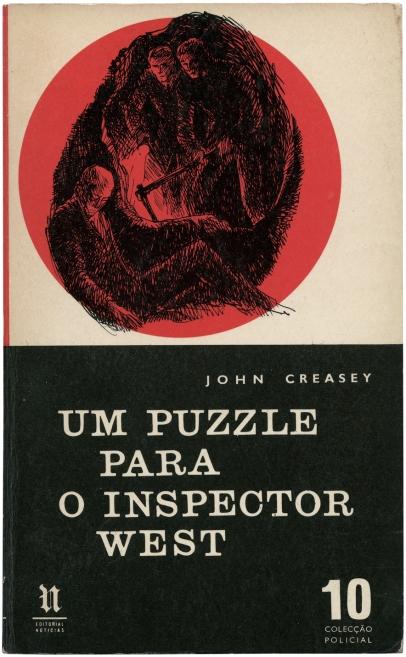 Júlio Gil Um puzzle para o inspector west