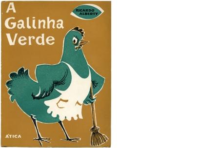 Júlio Gil a galinha verde 1959
