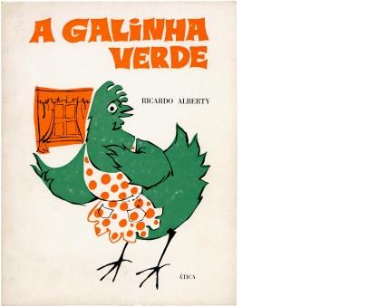 Júlio Gil a galinha verde 1970