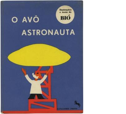 O Avô Astronauta capa