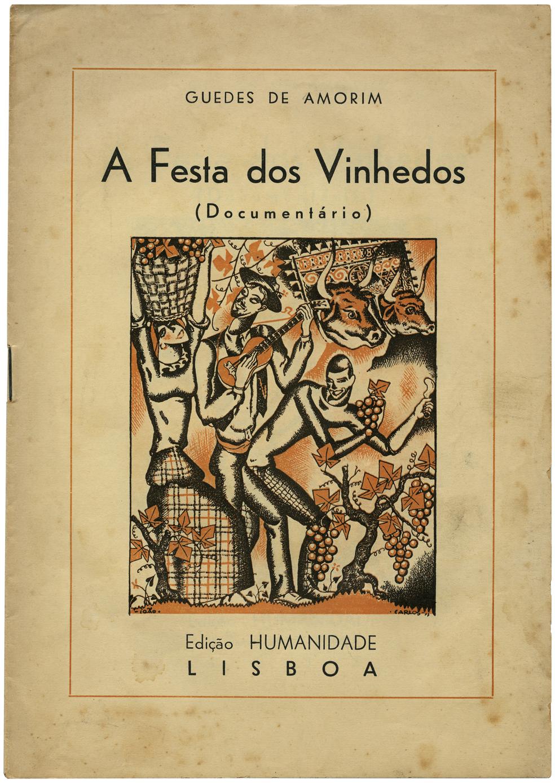 João Carlos A Festa dos Vinhedos 1937