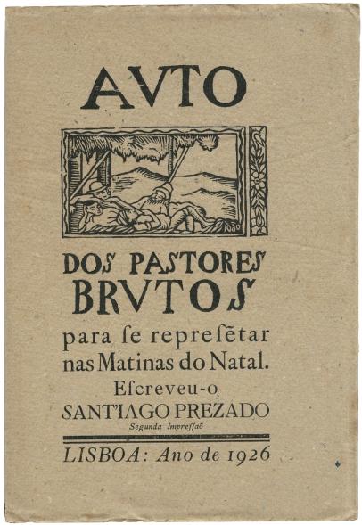 João Carlos Auto dos pastores brutos 1926