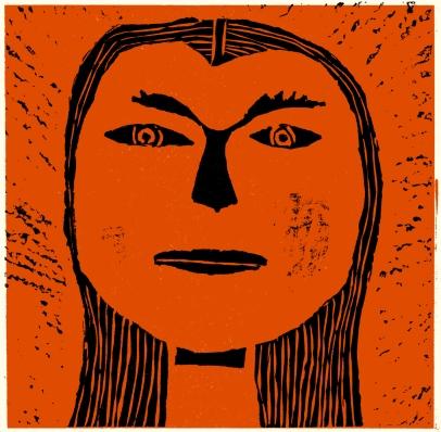 Retrato de... [alunas do 2.º E] jornal Nova Luz, n.º 4, junho 1972, alunos da Escola Preparatória Augusto Moreno, Bragança.
