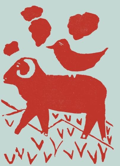 O pombo tem um automóvel, O Livro da Stelinha, Colecção Carrocel, 1964. Ilustrações dos alunos da Escola Técnico Elementar Francisco Arruda.