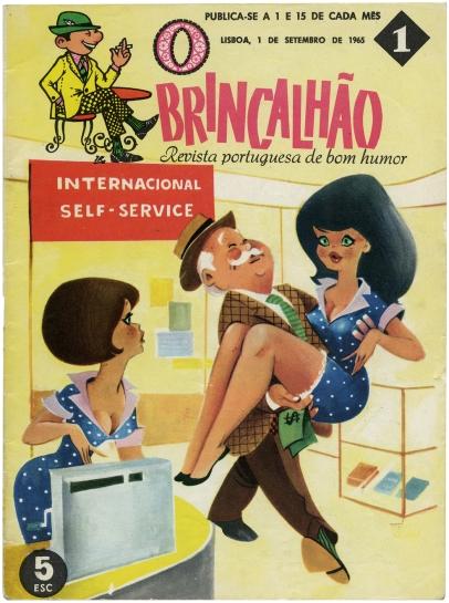 Zé Manel - O Brincalhão - 1 1965