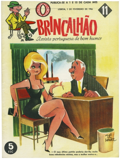 Zé Manel - O Brincalhão 11 - 1966