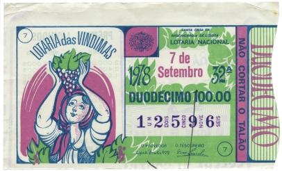 Zé Manel 1978 vindimas