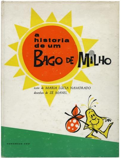 Zé Manel a história de um bago de milho