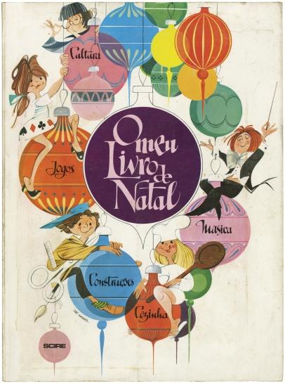 Zé Manel O meu livro de natal 1976