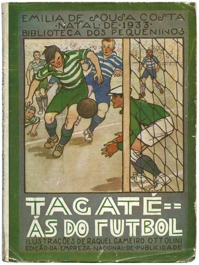tagaté ás do futbol 1933