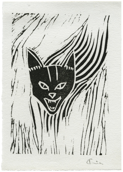 Inês Caria, Um gato no inferno