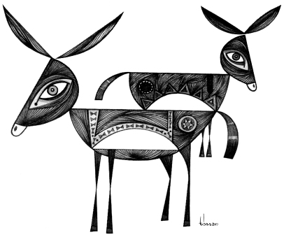 Tóssan burro