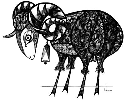 Tóssan carneiro