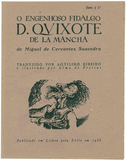 Lima de Freitas D. Quixote