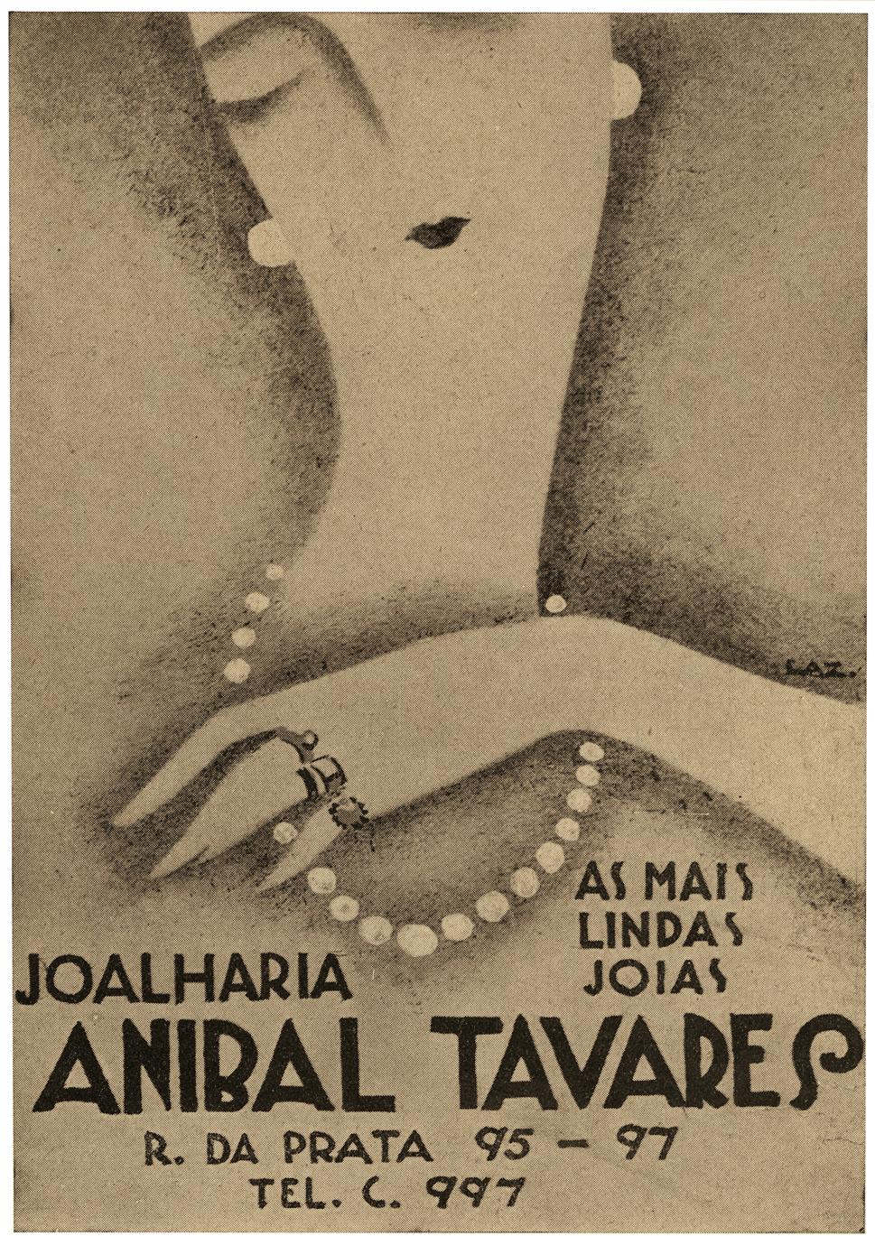 anibal tavares, 17, 13 mai 1930