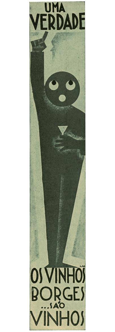 vinhos borges, specimen, 14 abr 1930