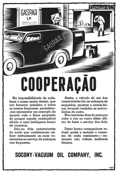 1942 vacuum cooperação