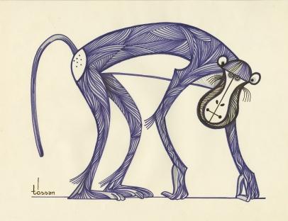 macaco 26,5x37,5 m