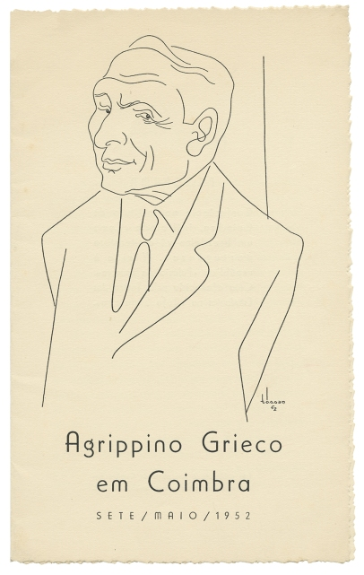 agrippino grieco 22x13,5 1952