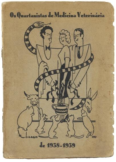 medicina veterinária 1939
