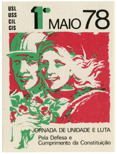 1.º de maio 78 constituição