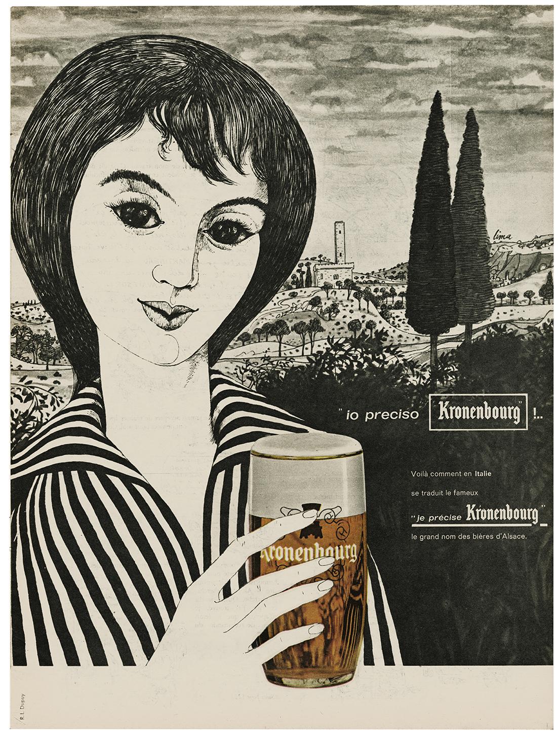 1962 kronenbourg italiana